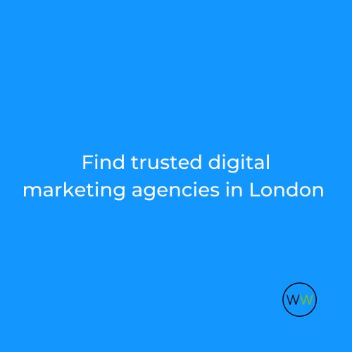 digital marketing agencies in london