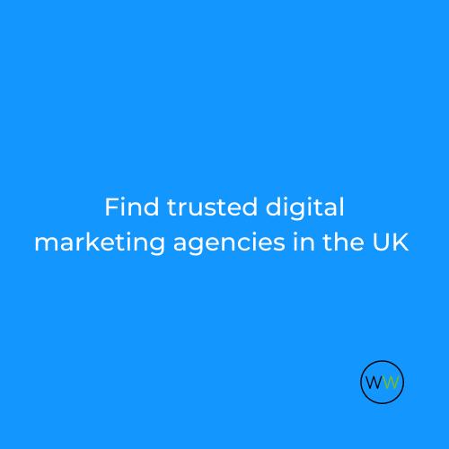 digital marketing agencies in the uk