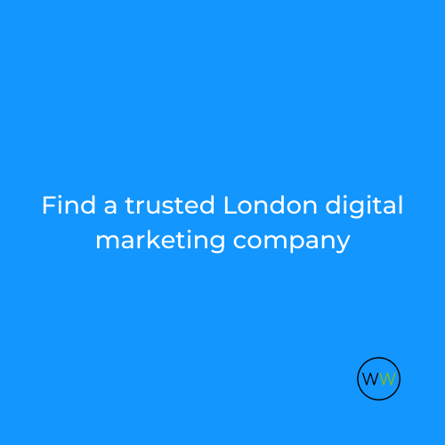 london digital marketing company