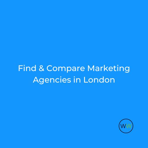 marketing agencies in london