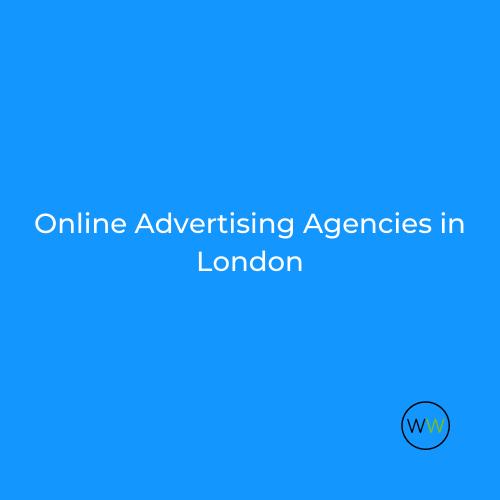 online advertising agencies london
